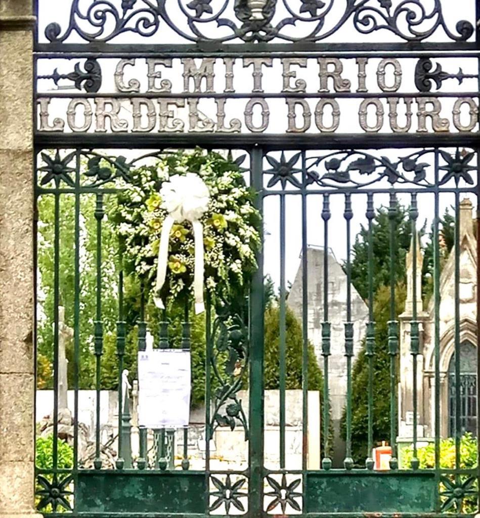 Informação Horários do Cemitério
