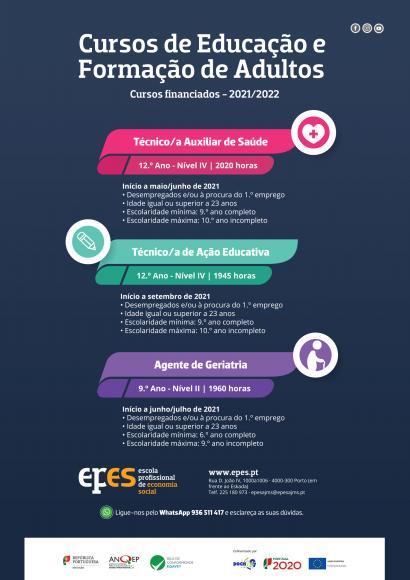 Cursos EFA - EPES