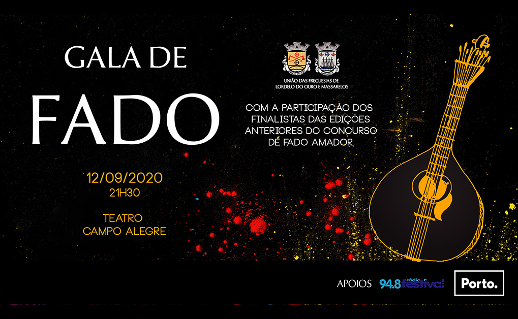 Gala de Fado UFLOM